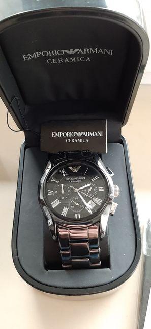 Zegarek męski Armani ceramica
