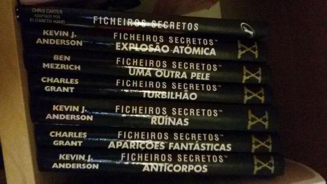 Livros X-Files