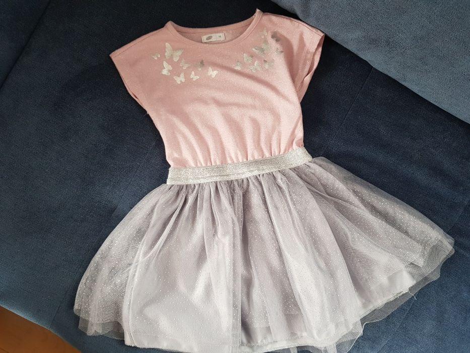 Sukienka dla dziewczynki 92-98 Kowale - image 1