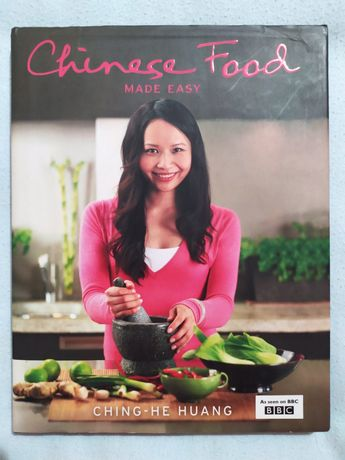 """Кулінарна книга англійською. """"Chinese Food"""" Китайська кухня. Рецепти."""