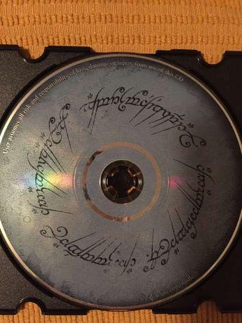 CD Senhor dos Anéis Banda Sonora (como novo)