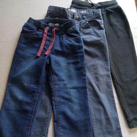 3 pary spodni dla chłopca 110, Next, Lupilu, Inextenso.