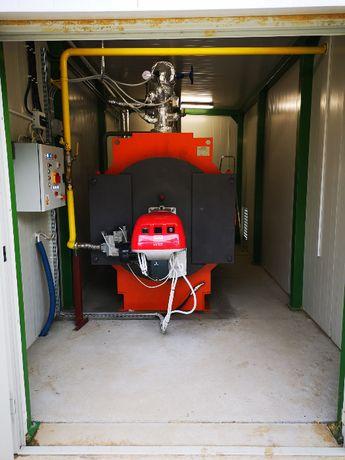 nagrzewnica powietrza piec nadmuchowy 1000 -kW piec suszarnia