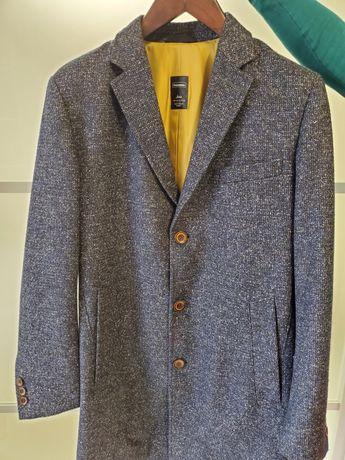 Пальто чоловіче брендове,52розм.(шерсть)