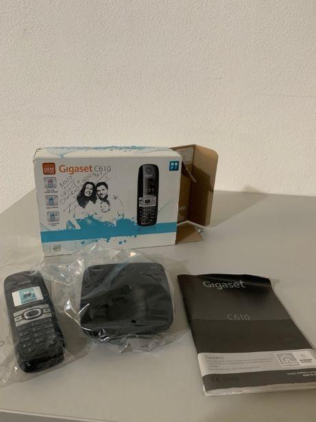 Telefone sem fios Siemens