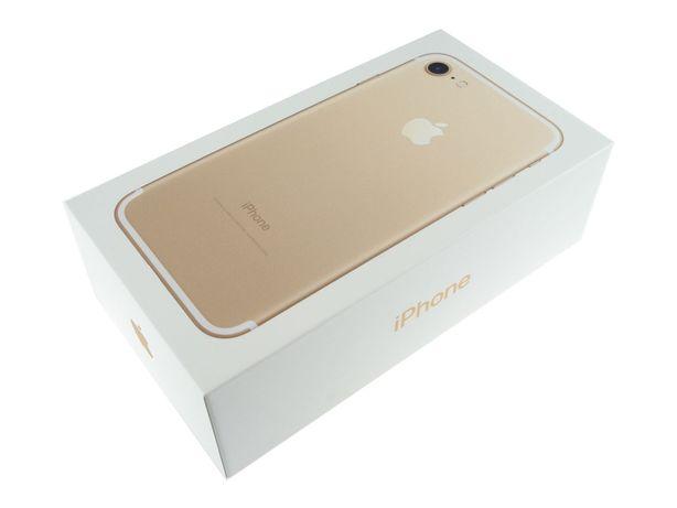 100% NOWY IPHONE 7 32GB Gold A1778 Zielona Góra #1199zł#