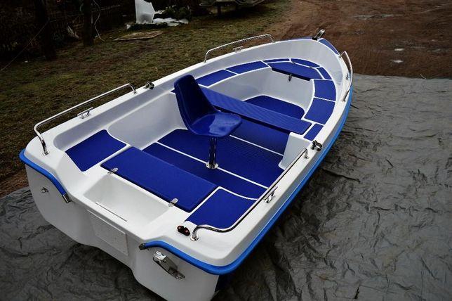 Łódka wiosłowo wędkarska MANTA 360