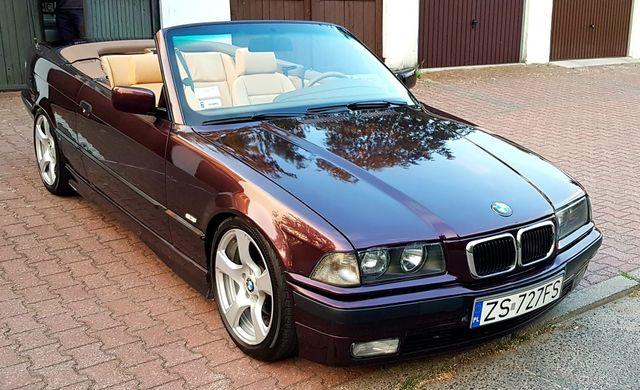 BMW e36 320i Mora Metalic