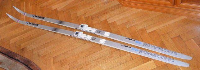 bezłuskowe narty biegowe KARHU Multigrade 210 cm