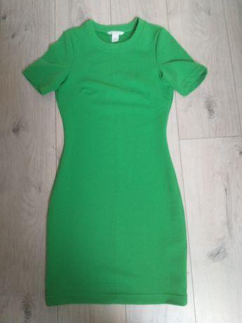 Nowa elegancka sukienka firmy H&M rozm XS