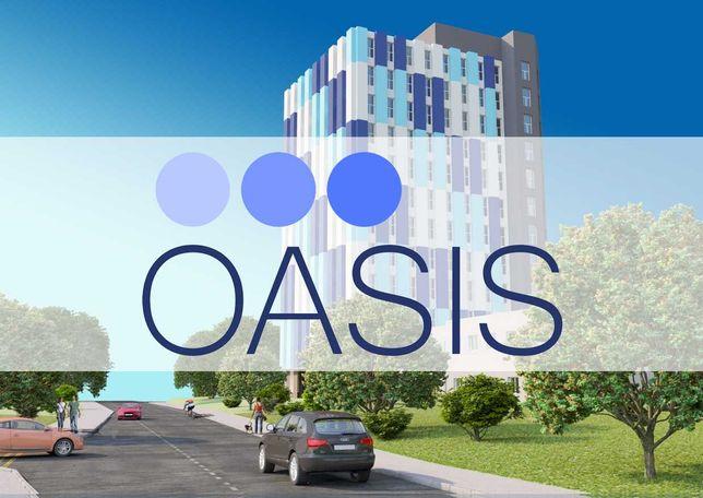 Видовая смарт-квартира S-42м2 в ЖК OASIS 17000$
