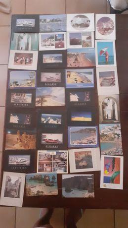 Lote de Cartões e Postais antigos