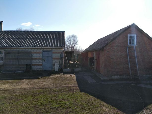Продам домик в селе Русские Тишки