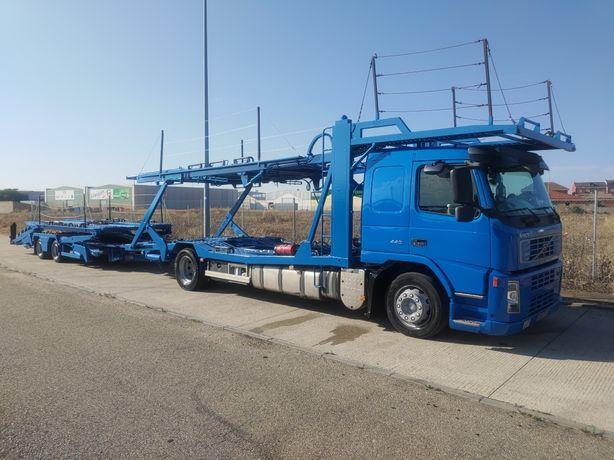 Volvo porta-carros