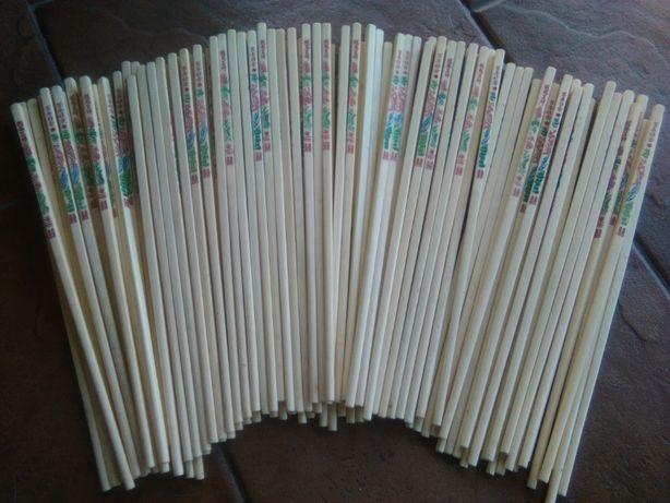 ORYGINALNE Chińskie pałeczki do jedzenia 102 sztuki NOWE