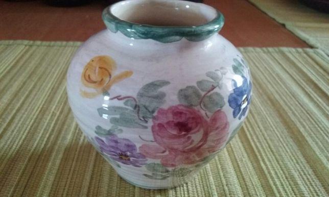 Wazonik porcelanowy ręcznie malowany oryginał