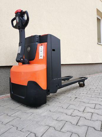 Toyota BT LWE 160 / 744 MTH / paleciak elektryczny wózek widłowy