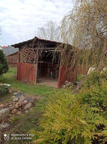 altanka ogrodowa drewniana duża