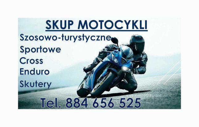 SKUP MOTOCYKLI QUADÓW Warszawa Wyszków Płońsk Sochaczew Legionowo