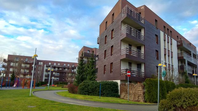 Mieszkanie kawalerka - przestronna 35m