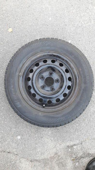 Продам колёса б/у, зима, R15, Yokohama Киев - изображение 1