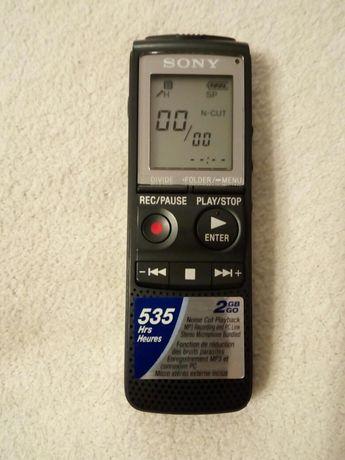 Dyktafon SONY mp3