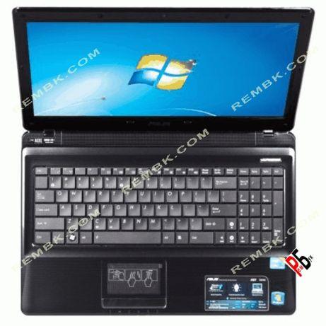 Ноутбук Asus k52 A52 разборка