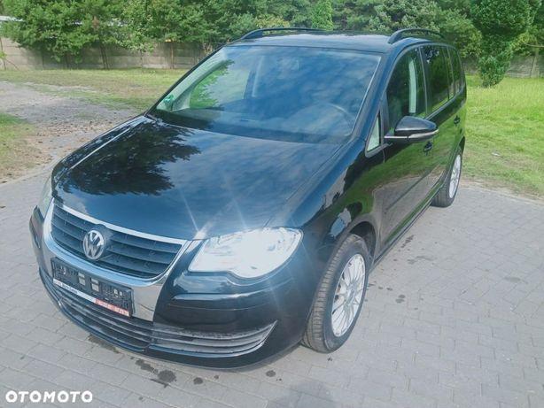 Volkswagen Touran Super Stan Serwisowanych benzyna po Oplatach z Niemiec rej 256zł