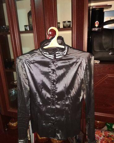 Блуза шикарная, приталенная