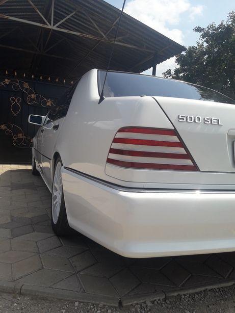 Mercedes S 140 Lоng