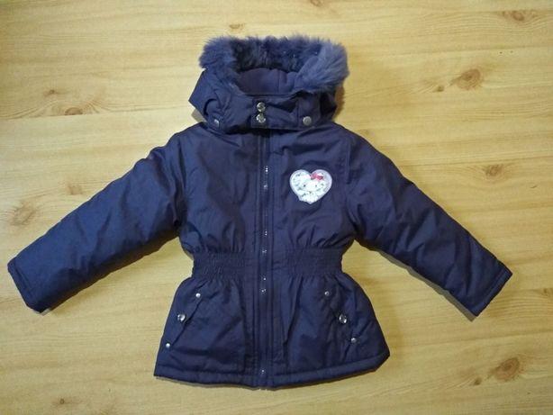 Куртка демисезонная на 3-4 года для девочки Sanrio