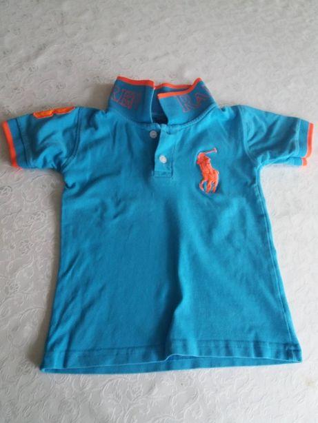 T-shirt Ralph Laurent rozmiar 116