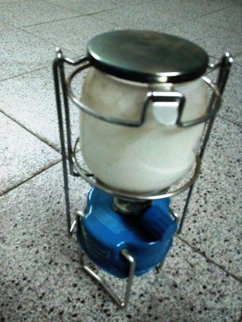 Candeeiro Petromax a gás Campingaz