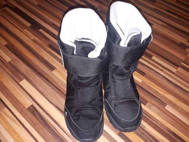 Buty zimowe nieprzemakalne