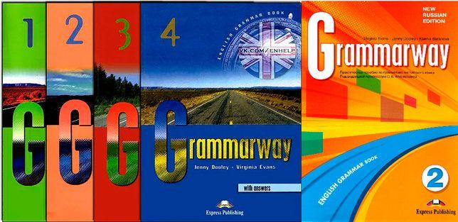 Grammarway 1 2 3 4 Grammarway NEW Russian edition 2