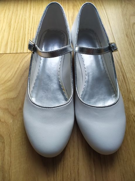 buty komunijne/śubne