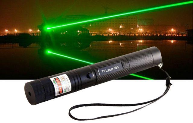 Laser pointer YL 303 лазерная указка с зеленым лучем супермощный лазер