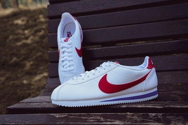 Nike CLASSIC CORTEZ LEATHER найки оригинал 41 размер