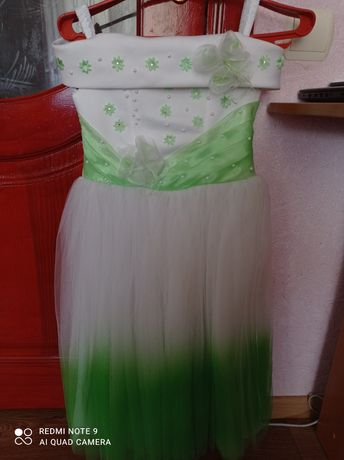 Бальное платье (детское)
