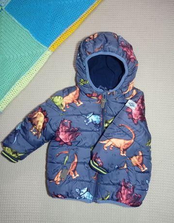 Теплая курточка Next