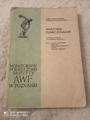 Anatomia funkcjonalna . J.Z. Kołaczkowscy