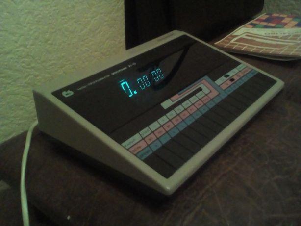 """Часы программатор """"Электроника 21-10"""""""