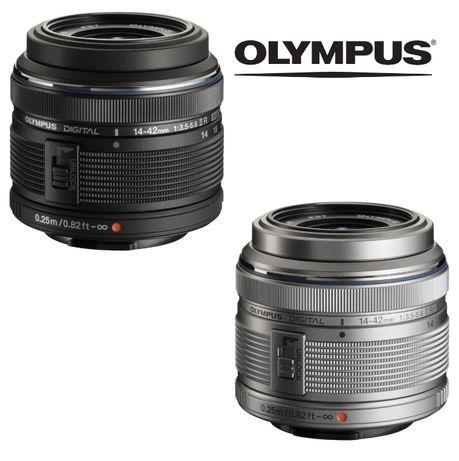 Obiektyw Olympus 14-42 II R OM-D Zuiko f3.5-5.6 Nowy