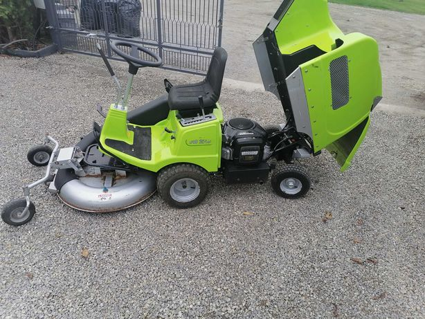 Kosiarka Traktorek Grillo FD 220R Hydro 2 cylindry 16Hp pompa