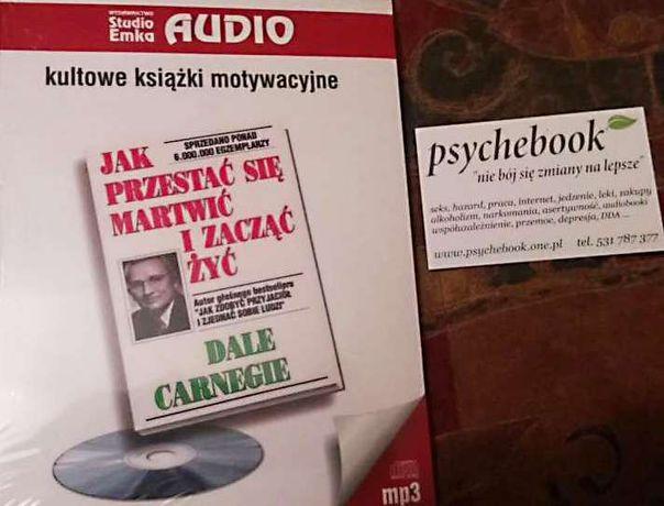 Jak przestać się martwić i zacząć żyć MP3 Audiobook Dale Carnegie HIT