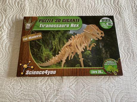 Science4you Puzzle 3D gigante