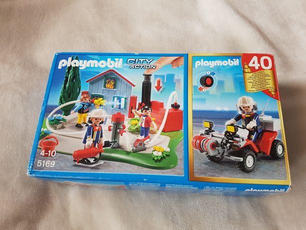Playmobil 5169 City Action strażacy w akcji