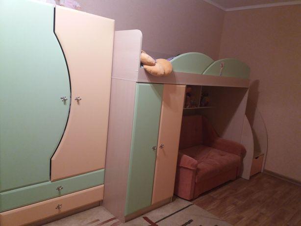Детская мебель Гуливер