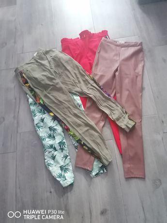 Zestaw spodni cygaretki rozmiar S