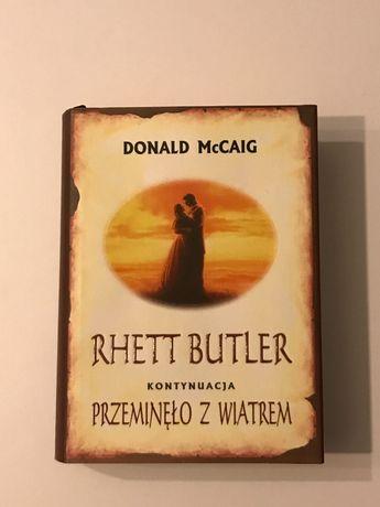 """Nowa książka """"Rhett Butler"""" kontynuacja przeminęło z wiatrem"""